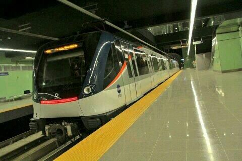 Part of the new subway in Panama city www.casademontana.com