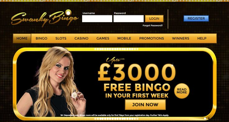 Swanky Bingo offers a 300% welcome signup bonus for new players on first deposit.Swanky Bingo has been opted for the Cozy Software LBN Network and is dedicated to providing bingo and slots games from a range of suppliers rather than dedicating itself to just one or two.