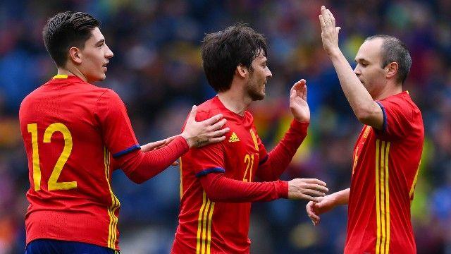 Hasil Euro 2016 Spanyol vs Republik Ceko, Pique Juru Selamat Sang Juara Bertahan - http://www.rancahpost.co.id/20160656425/hasil-euro-2016-spanyol-vs-republik-ceko-pique-juru-selamat-sang-juara-bertahan/
