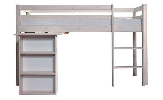 17 best images about bunkbeds on pinterest lit mezzanine places and decor. Black Bedroom Furniture Sets. Home Design Ideas