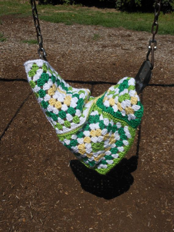Crochet baby blanket baby afghan girls baby by BhuBhusBoutique, $33.00