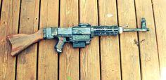 """Nerf Recon """"Sturmgewehr"""" by PanzerForge.deviantart.com on @DeviantArt"""