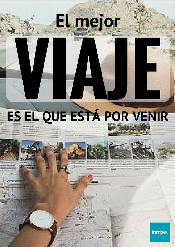 Hell Yes!  #intriper #viaje #viajero #travel #traveller #destination #cuotes #roadtrip #nexttrip #trip #map