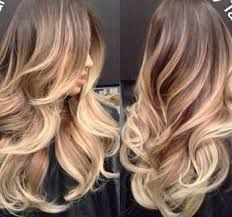 Sombre with a Glamorous Curly Blow Dry http://www.rm-uk.com/