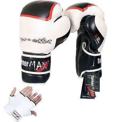 #Turnermax boxing fight #gloves kickboxing muay thai mma #training gear white bla,  View more on the LINK: 	http://www.zeppy.io/product/gb/2/111488588143/