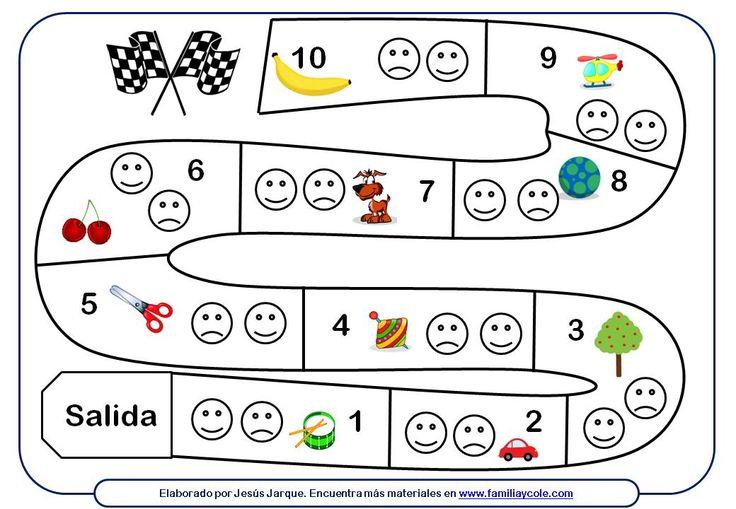 Diferentes circuitos de pegatinas para mejorar la conducta de los niños que puedes descargar: sirven para reforzar con pegatinas las conductas positivas.