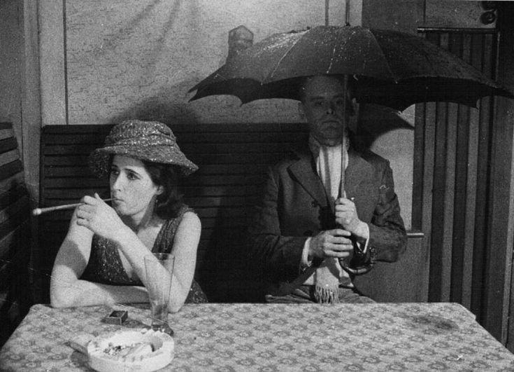 """""""Bar listopad"""" (1960) reż. Agnieszka Osiecka // 42. Etiuda z Łódzkiej Szkoły Filmowej // Filmowe Wyzwanie 2015"""