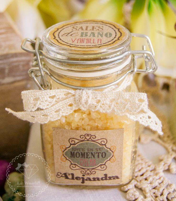 Lola Wonderful_Blog: Packs Spa personalizados - Regala cuidados