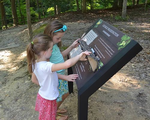 interactive park signage - Google Search