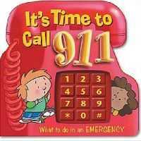 Preschool and kindergarten mergency number and safety lesson and activities