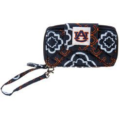 Auburn Tigers The Honour Society Women's Quilted Clutch