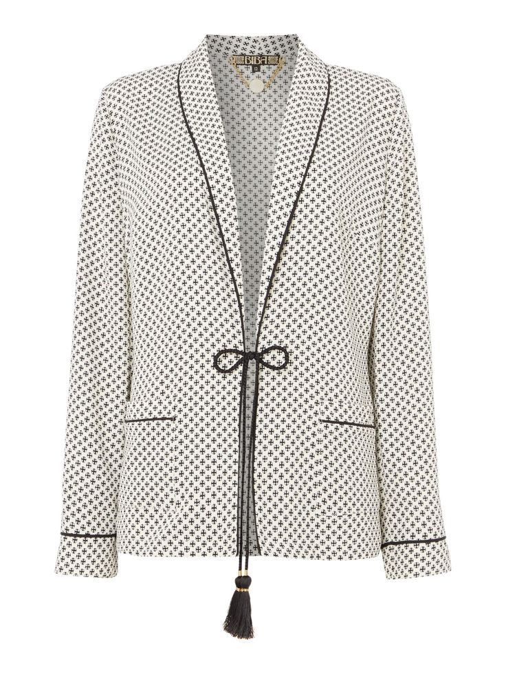 Buy your Biba Printed Luxe Pyjama Style Jacket online now at House of Fraser. Why not Buy and Collect in-store?