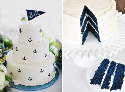 Mind made up~~~ Anchor Cake