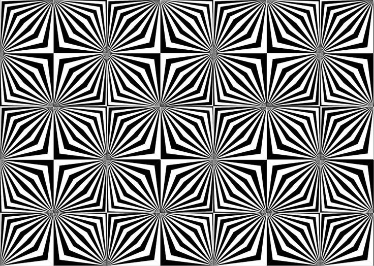Illusion Coloring Pages To Print. Optical Illusions Coloring Pages 121 best op art images on Pinterest  illusions Op