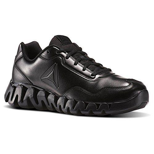 Foster Flyer, Chaussures de Running Compétition Homme, Noir (Black/Gris Coal), 39 EUReebok
