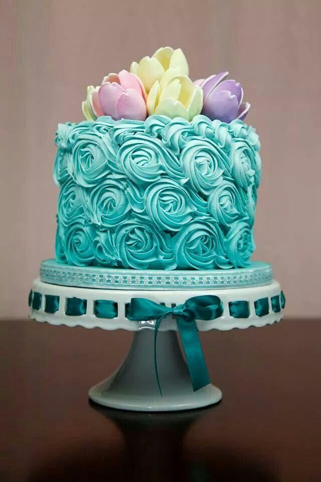 Pin by Brenda Hannaford on Foods | Tulip cake, Dessert ...