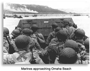 deaths on d day invasion