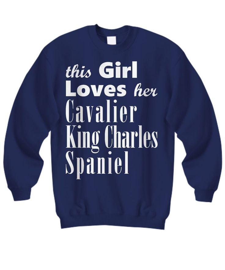 Cavalier King Charles Spaniel - Sweatshirt