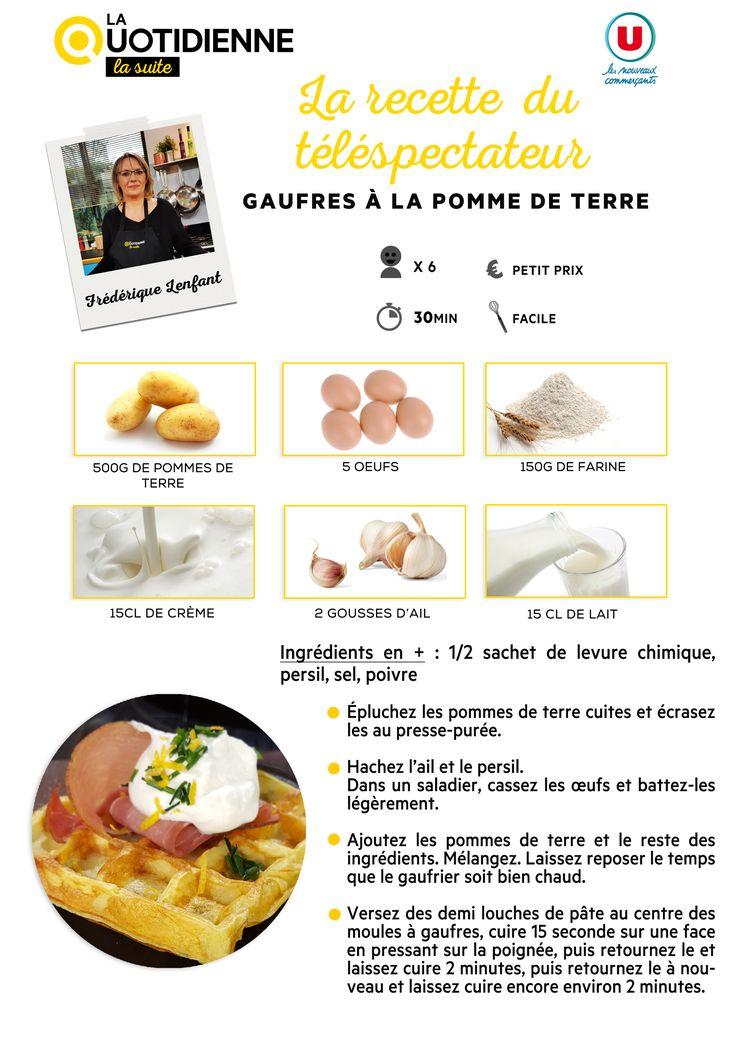 Les 62 meilleures images du tableau recettes farida sur pinterest recette de les vid os et - Emission cuisine france 5 ...