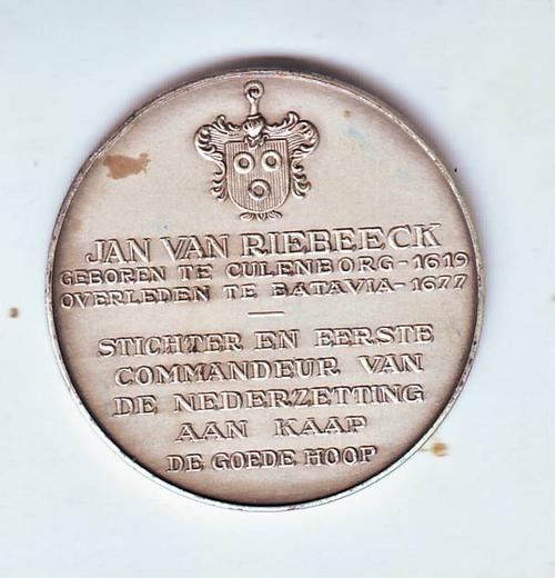 This Day in History: Jan 18, 1977: Jan van Riebeeck dies in Batavia (Jakarta)…