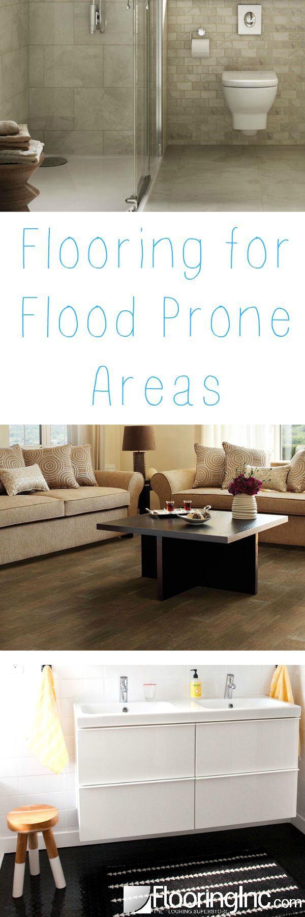 Rubber floor mats for basement - Flooring For Flood Prone Areas