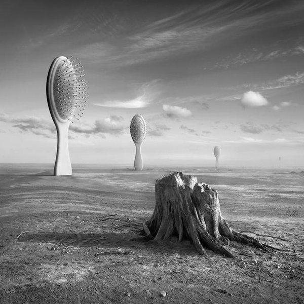 Top 15 des photos surréalistes de Dariusz Klimczak, pour rêver en noir et blanc