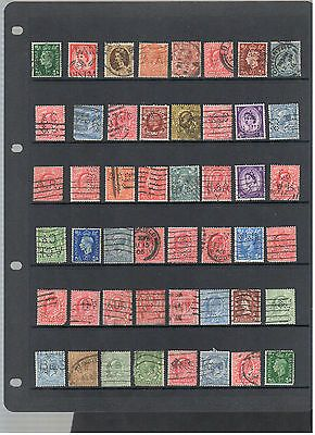 Gb collection of perfin #stamps #letter 'a' 64 values qeii and #kings ,  View more on the LINK: 	http://www.zeppy.io/product/gb/2/262640479889/