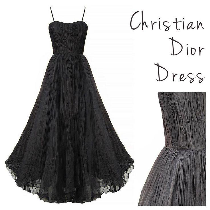 ✨ Christian Dior Ball Dress, 1990s. Size XS. ✨ Бальное платье Christian Dior, 1990-е годы. Размер XS. #vintagevoyage #dior #christiandior #diordress #vintagedress #vintageboutique #onlineshop #vintagestore