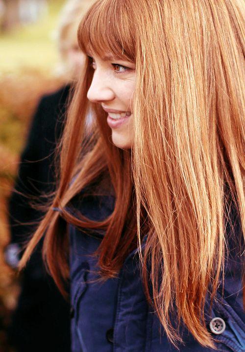 "Anna Torv as ""Faux-livia"" #Fringe #FoxTV"