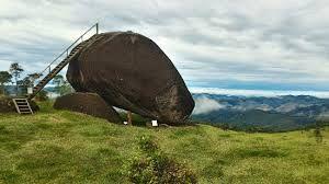 Mirante da Pedra do Porquinho, no distrito São Francisco Xavier, zona norte de São José dos Campos