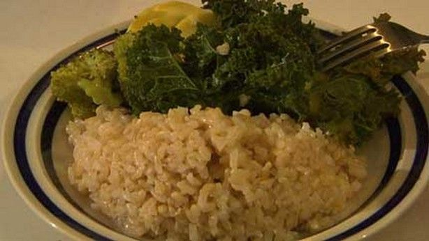Weight Watchers Lemony Brown Rice Pilaf recipe