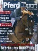 """Pferde Sport international 12/2016 """"Beerbaums Höhenflug"""""""