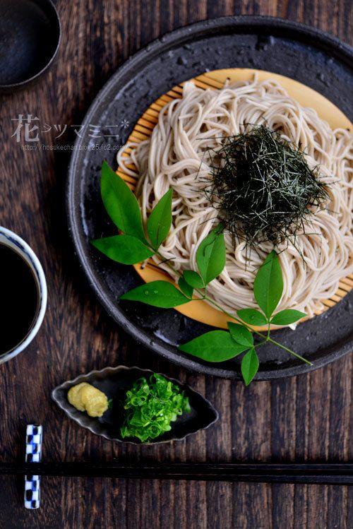 """〆蕎麦 -- 2016 last meal """"SOBA"""""""