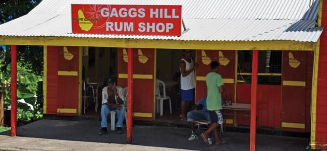 "A Classic ""Rum Shop"" is the quintessence of the warmth 
