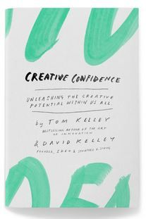 This is a book by Tom and David Kelley of IDEO fame. These guys have helped the design world reach it's full potentials in so many ways. This book is a great read and recommended for all in a creative field. Even if you aren't in a creative field, I still strongly recommend it.