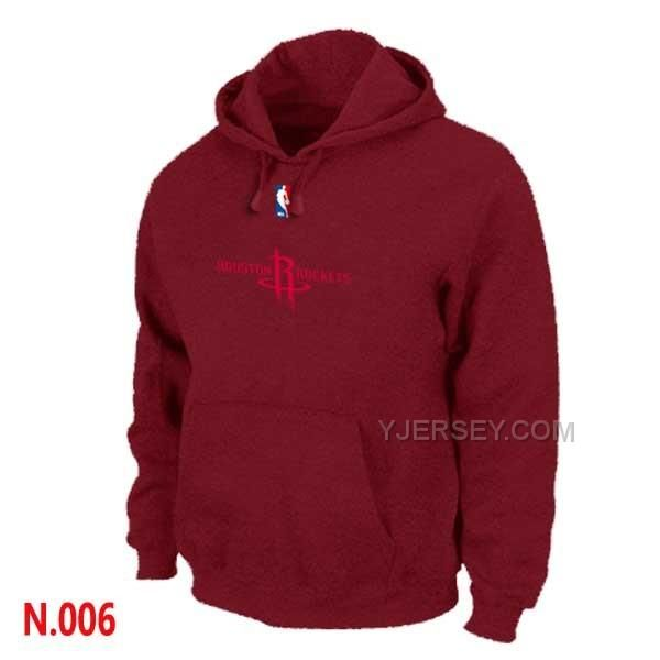 http://www.yjersey.com/nba-houston-rockets-pullover-hoodie-red.html NBA HOUSTON ROCKETS PULLOVER HOODIE RED Only $53.00 , Free Shipping!