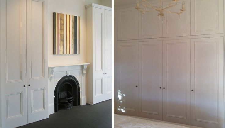 Image result for classic wardrobe builtins