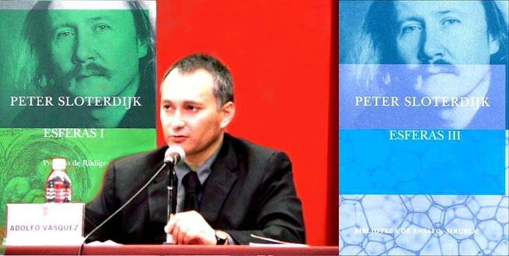 Sloterdijk, Peter  - Todo PETER SLOTERDIJK  En Revista Observaciones Filosóficas [Ed. Dano Vásquez López