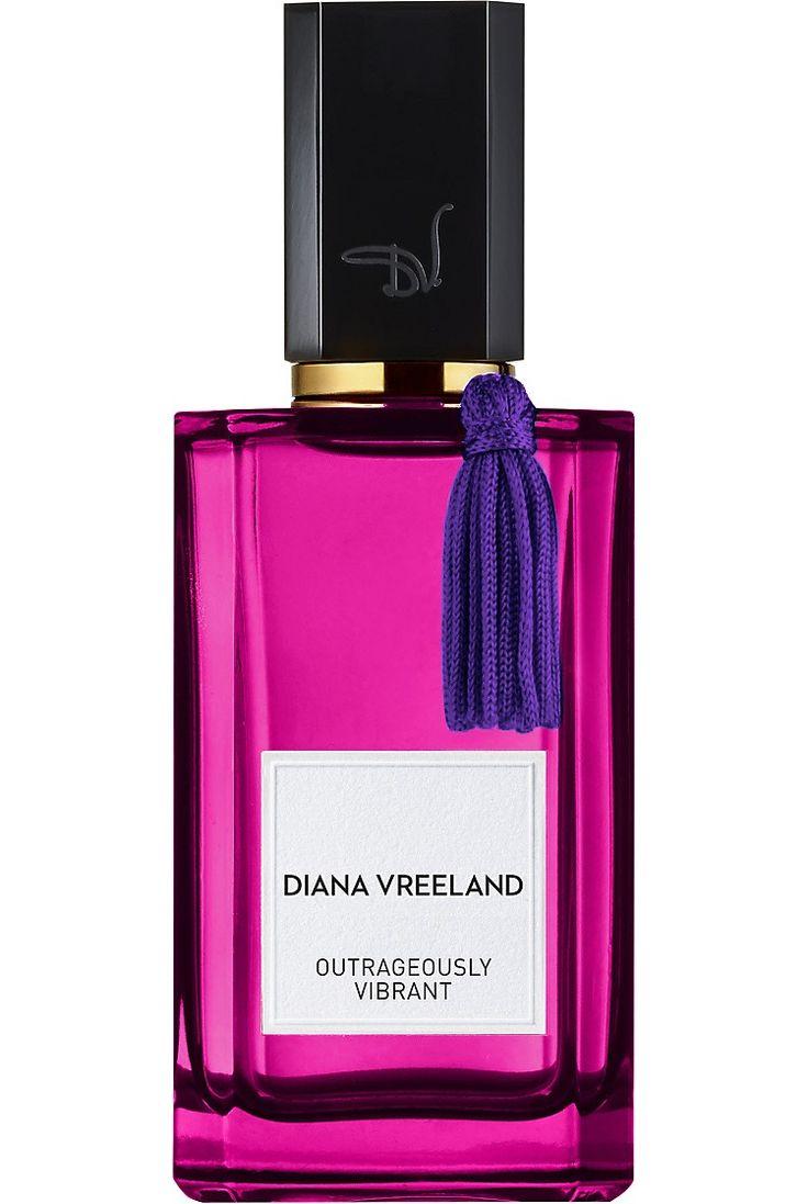 DIANA VREELAND - Outrageously Vibrant eau de parfum | Selfridges.com