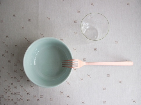 Mieke Cuppen ~ tableware design for Mercure