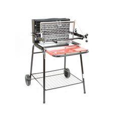 Somagic - Barbecue à foyer vertical au charbon de bois Raymond - TOM345344 - pas cher Achat/Vente Barbecues charbon de bois - RueDuCommerce