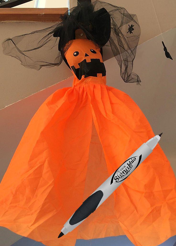 56 best d a de muertos y halloween images on pinterest - Decoracion para halloween ...