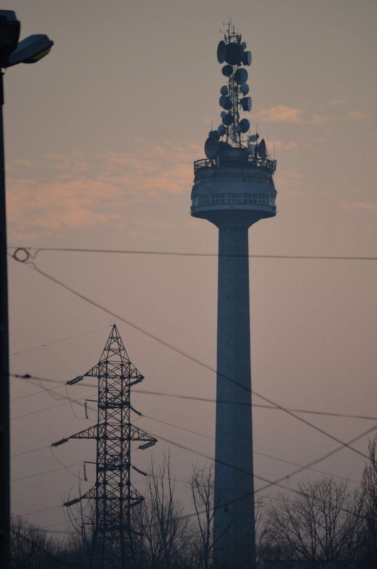 Turn de televiziune - Galati (Romania)