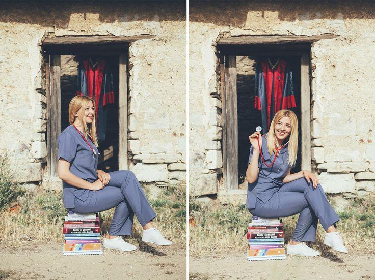 Mezuniyet Fotoğrafları | Graduation Photography | Buket Yaşar | www.buketyasar.com