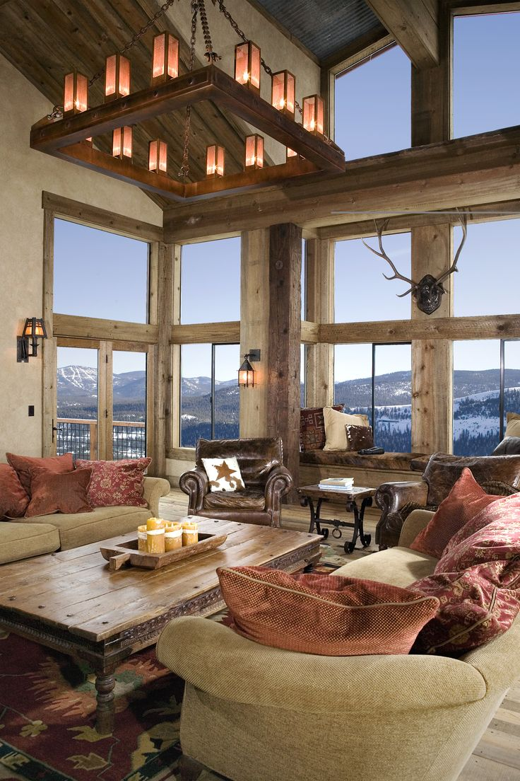 Ski slope high camp home interior design truckee ca