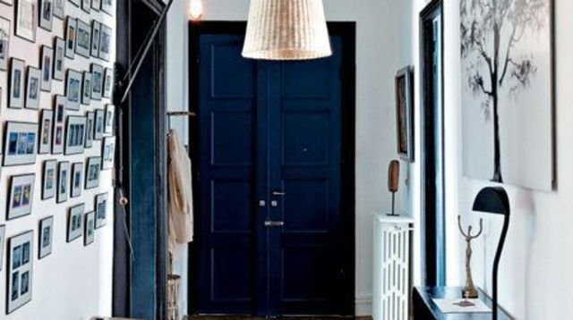 9 conseils pour décorer son couloir