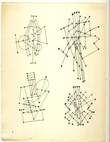 picasso /ink drawing ,1931. Art history intro to kick off lesson, then draw the constellations, all ages, telling the stories through the class.