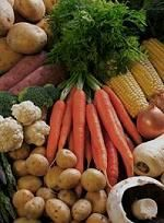 Starchy Vegetables List