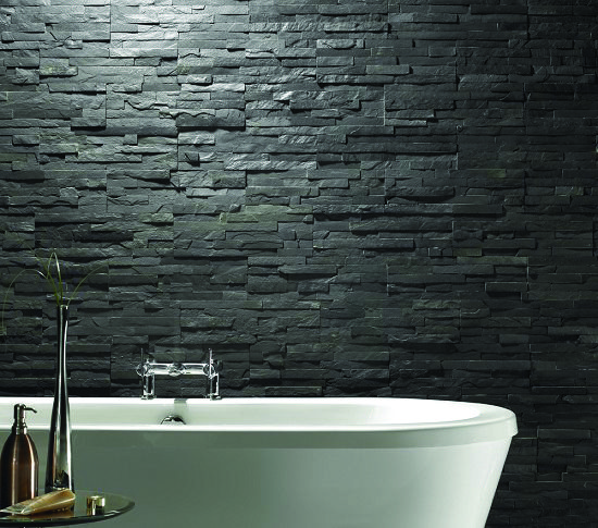Beautiful Grey Mosaic Bathroom Wall Modern White Gray Marble Tile Stone Tiles