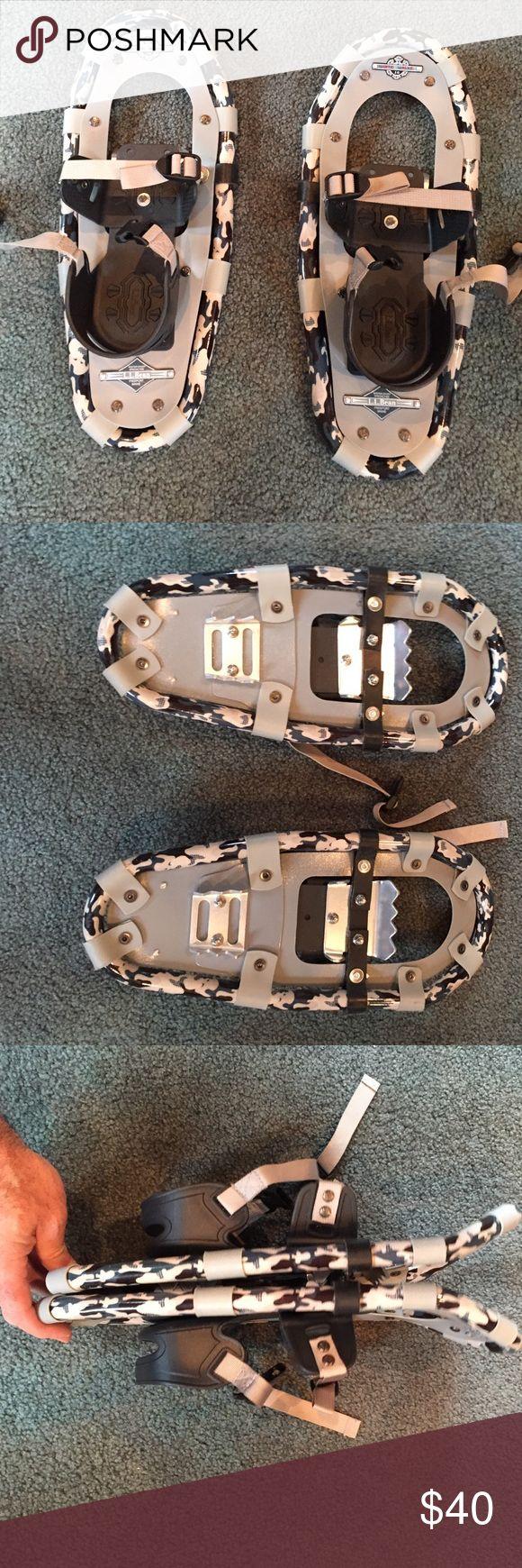 """Ll Bean Kids snowshoes Ll Bean 16"""" winter walker snowshoes. Never worn Ll bean Shoes"""